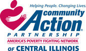 Community Action Partnership of Central Illinois logo