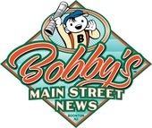 Bobby's Main Street News logo