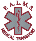 Palms Medical Transport LLC logo